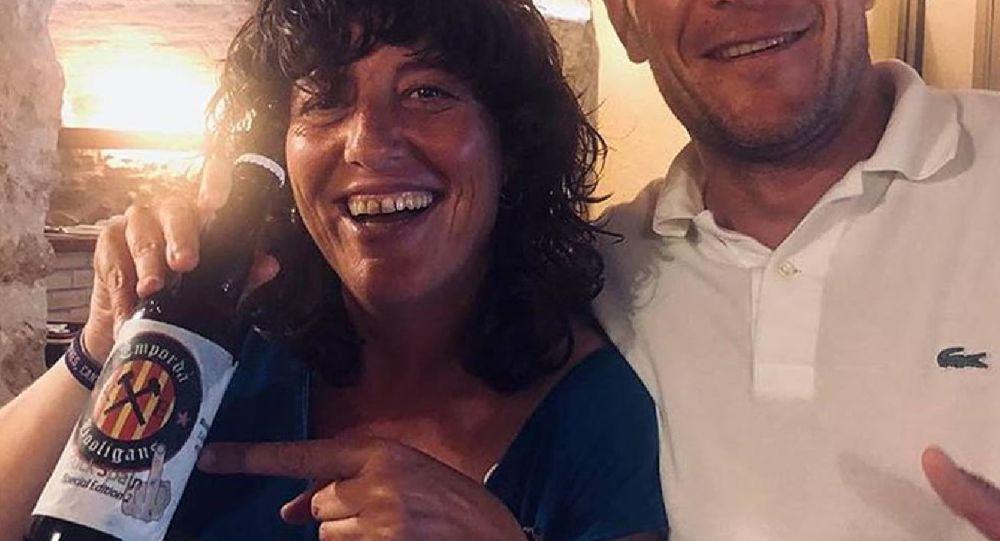 La consejera de Agricultura, Pesca, Ganadería y Alimentación, Teresa Jordà