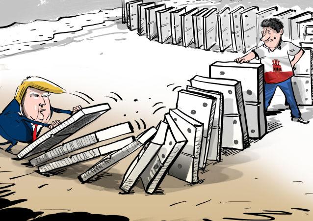Gibraltar le para los pies a Donald Trump