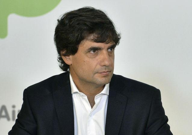 Hernán Lacunza, nuevo ministro de Hacienda de Argentina
