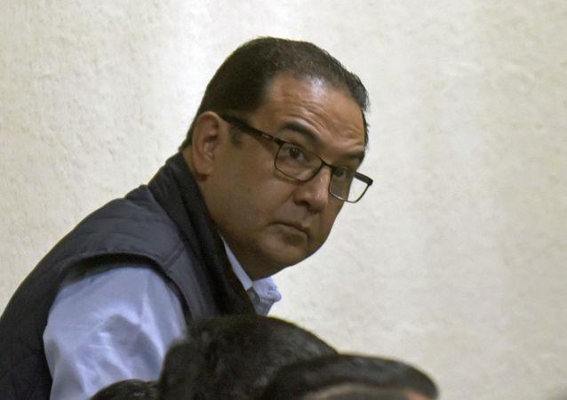 Sammy Morales, hermano del presidente de Guatemala, Jimmy Morales