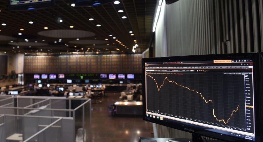 La Bolsa de Buenos Aires cae un 10,4%