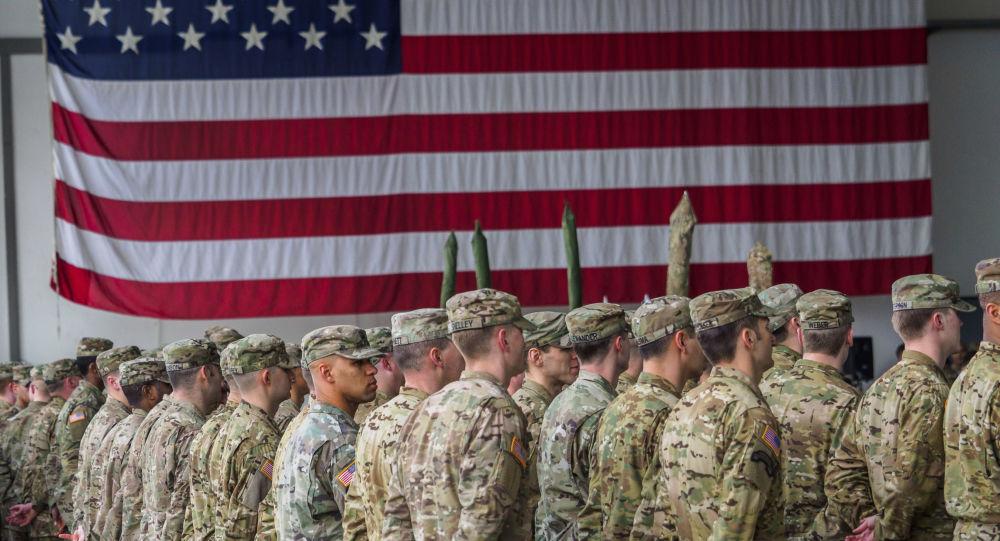 Los soldados estadounidenses en Alemania