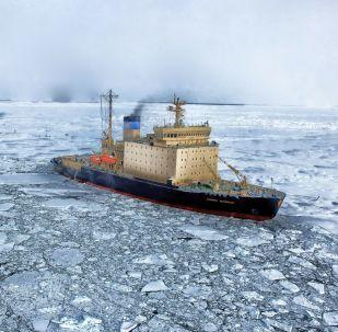 El Ártico (imagen referencial)