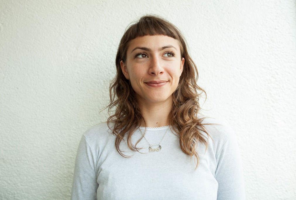 Zoe Mendelson, periodista estadounidense y una de las creadoras de Pussypedia