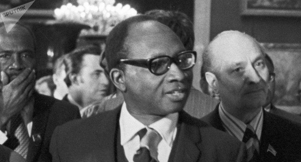 Dawda Kairaba Jawara, primer presidente de Gambia