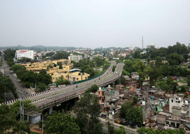 Jammu, la India