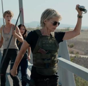 Sarah Connor, captura de pantalla