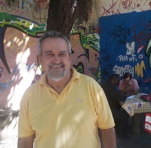 Profesor Silverio, creador de Adopte un alumno