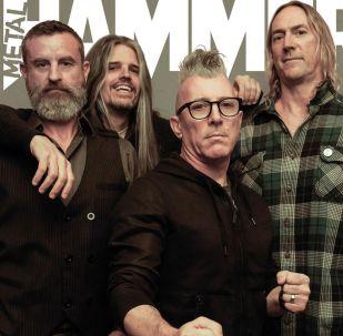 El grupo musical Tool