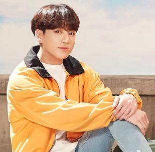 Jungkook, vocalista principal de la banda BTS