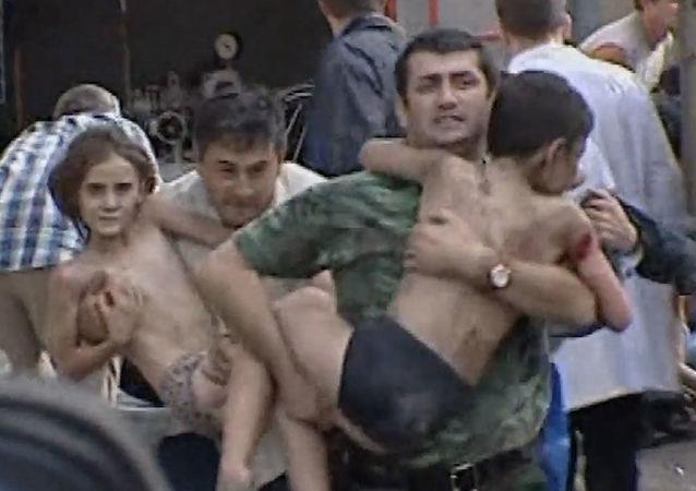 A 15 años del mortífero asedio terrorista a una escuela en Beslán