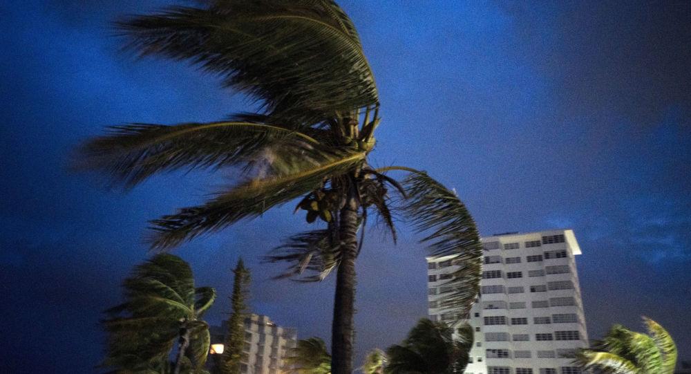 Huracán Dorian en Gran Bahama