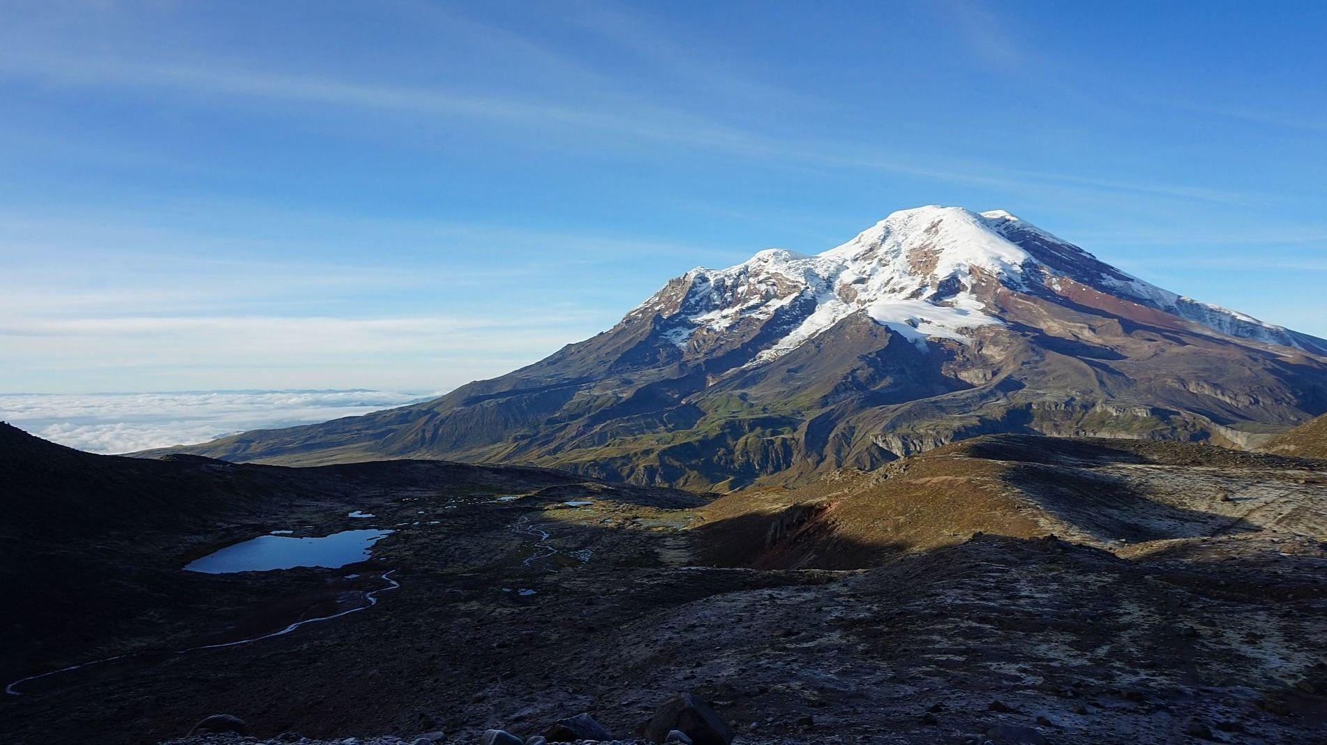 Monte Chimborazo, Ecuador