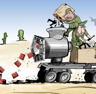 EEUU convierte sus planes militares en vallas