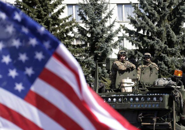 Soldados del Ejército de EEUU (archivo)