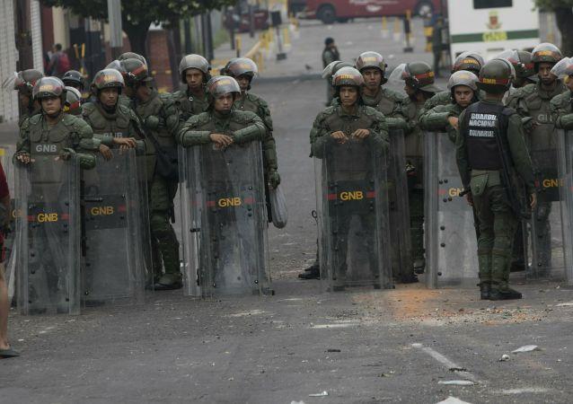 Situación en la frontera entre Venezuela y Colombia
