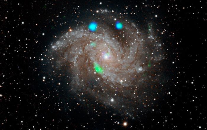 La NASA detecta uno de los fenómenos más raros e inexplicables del universo