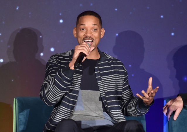 Will Smith, actor estadounidense