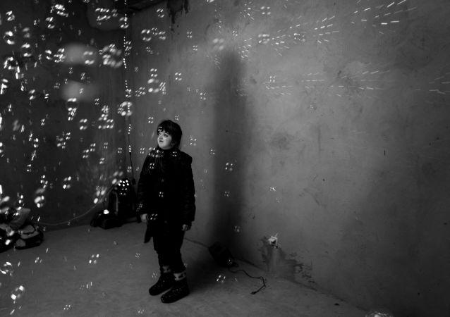 'Hipnotizada' por Andrea Alai, Italia. Ganadora de la categoría 'Inspiración'