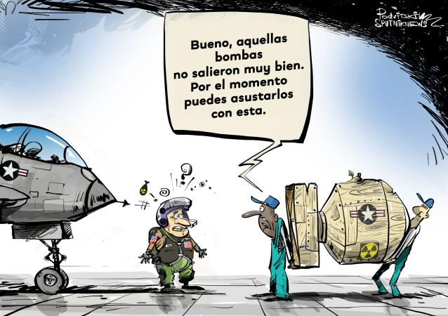 Una explosión de defectos en las nuevas bombas de EEUU