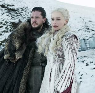 Escena de la serie 'Juego de tronos' de HBO