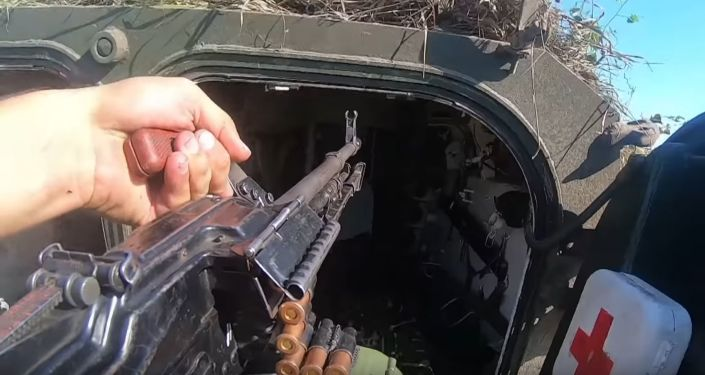 Maniobras militares en Rusia