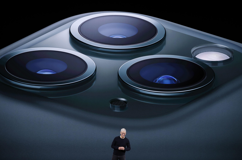 Los nuevos iPhones 11 Pro y Pro Max