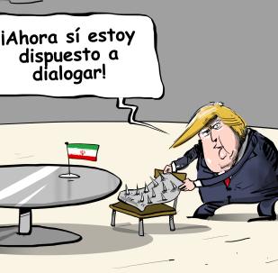 Las 'puntiagudas' condiciones de Trump para negociar con Irán