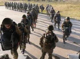 Las maniobras militares a gran escala Centro-2019