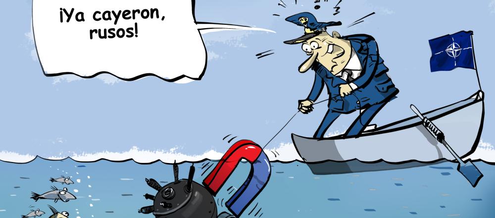 El loco plan de la OTAN: cazar submarinos soviéticos con... ¿imanes?