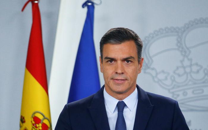 """Sánchez asegura que """"no fue posible"""" conformar un Gobierno en España"""