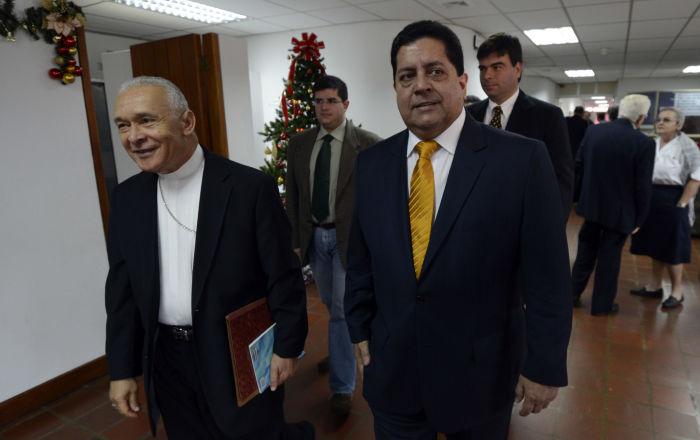 Justicia venezolana libera a vicepresidente del Parlamento Edgar Zambrano