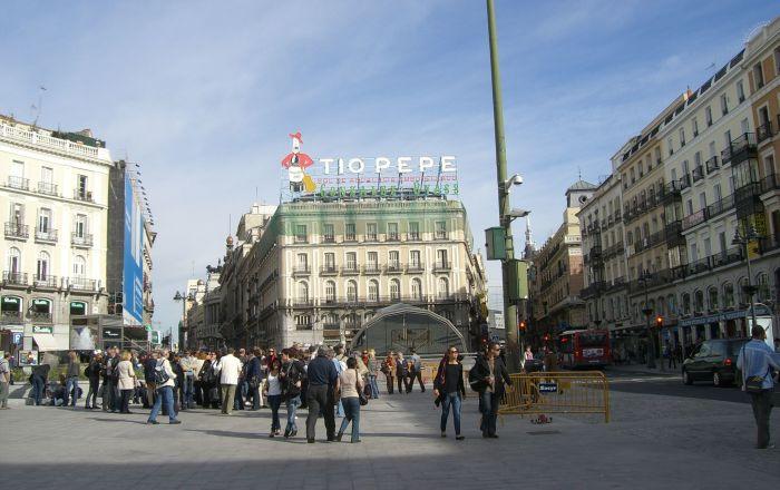 La Puerta del Sol será peatonal