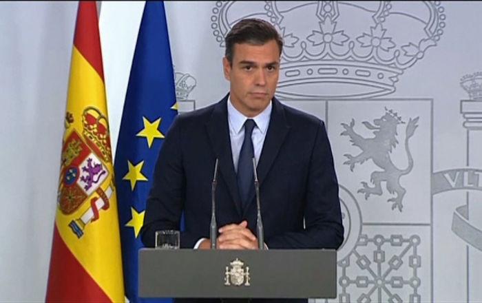 Pedro Sánchez anuncia las cuartas elecciones generales en España en cuatro años