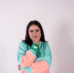 Ofelia Fernández, candidata a legisladora en la Ciudad Autónoma de Buenos Aires.