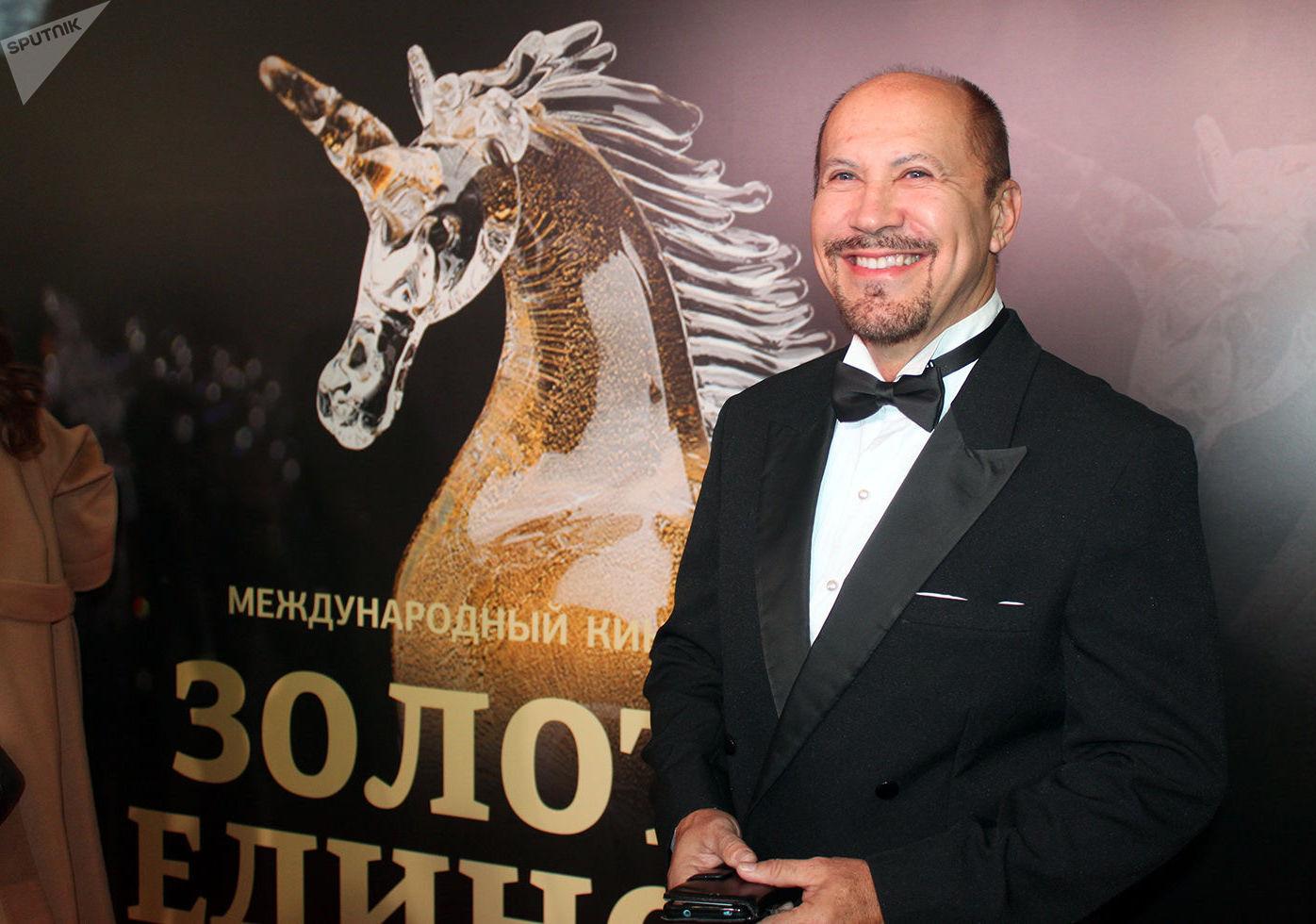 Héctor Noas, actor cubano