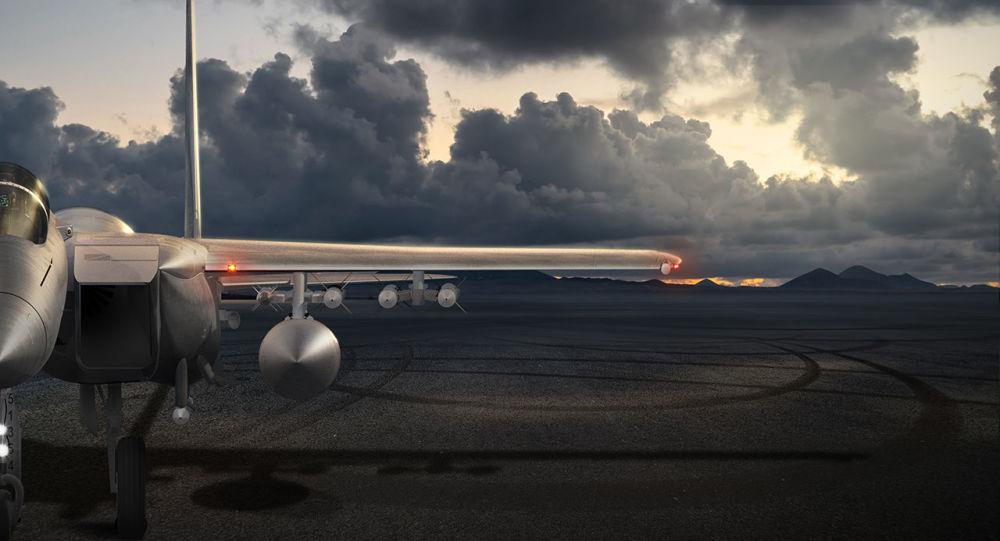 Caza F-15EX de Boeing