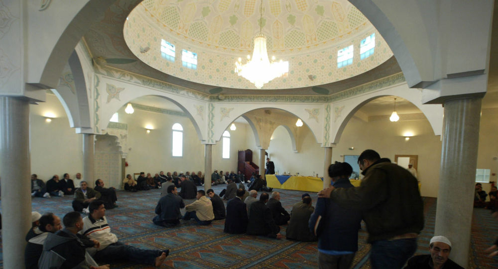La Gran Mezquita de Colmar, Francia