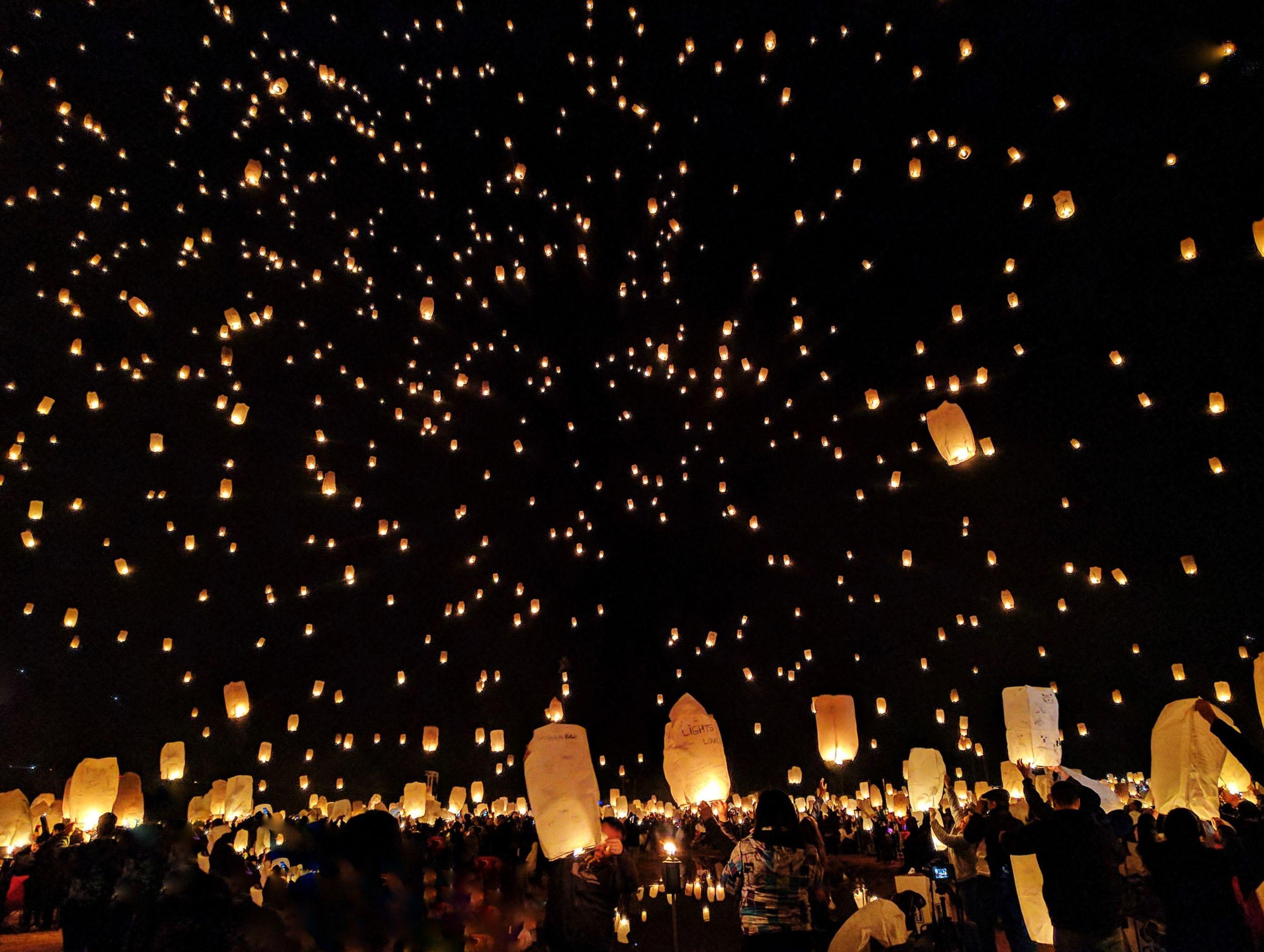 El festival de luces en Diwali