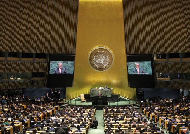 Debate general de la Asamblea General de las Naciones Unidas