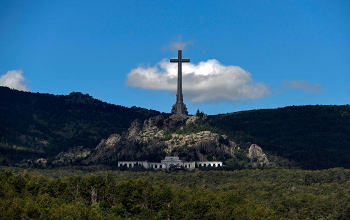 """""""El Valle de los Caídos es más que la tumba de Franco, es la petrificación del franquismo"""""""