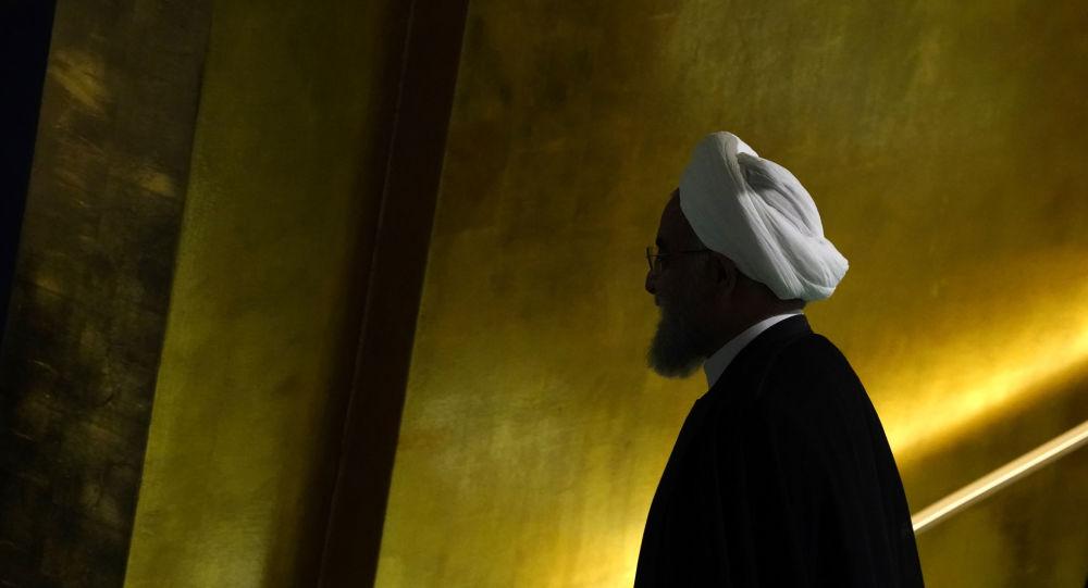 Hasán Rohaní, el presidente iraní
