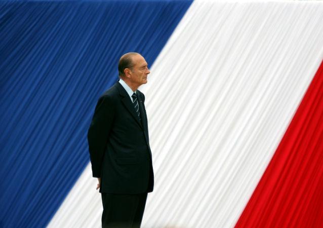 Jacques Chirac, el expresidente de Francia