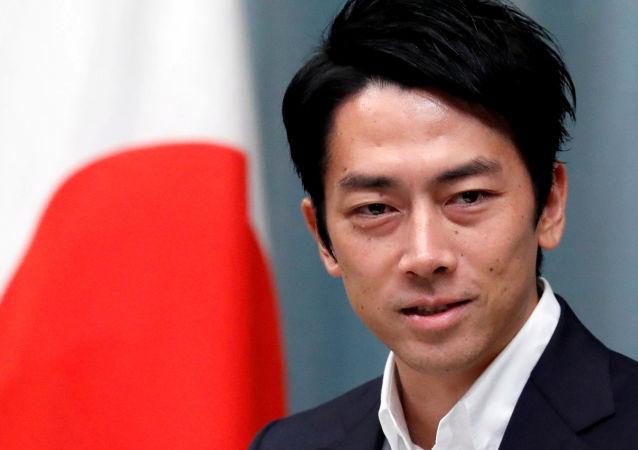 Shinjiro Koizumi, ministro de Medio Ambiente japonés