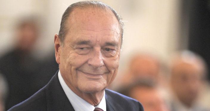 Jacques Chirac, un presidente francés contra de la guerra de EEUU en Irak
