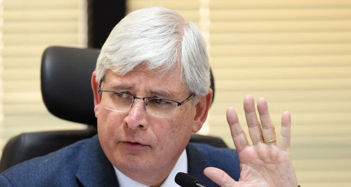 Rodrigo Janot, exprocurador general de Brasil