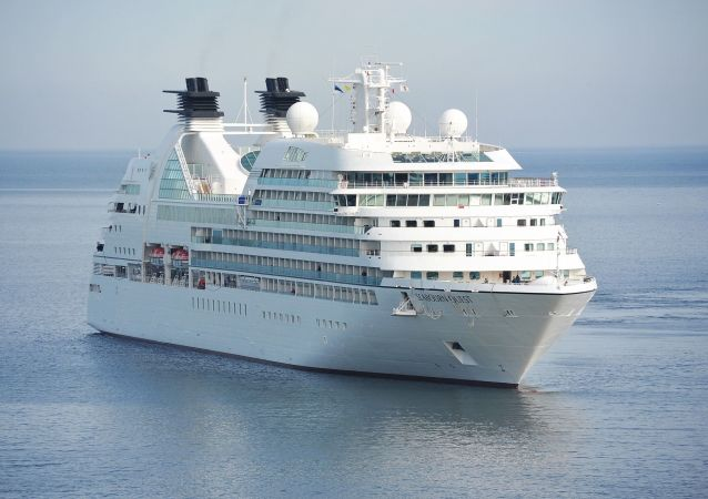 Un ferry (imagen referencial)