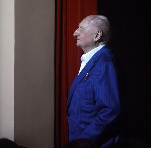 Mark Zajárov, foto de archivo