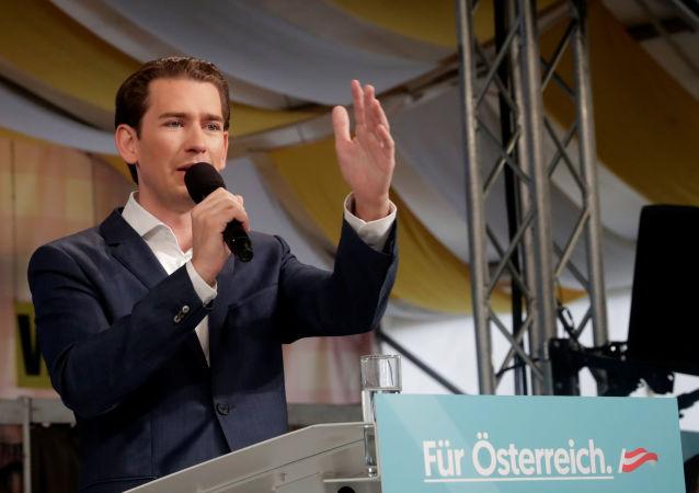 Sebastian Kurz, excanciller de Austria