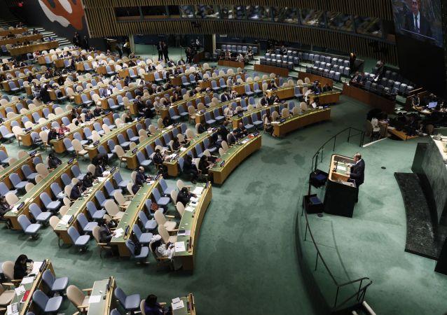 74º período de sesiones de la Asamblea General de las Naciones Unidas en Nueva York
